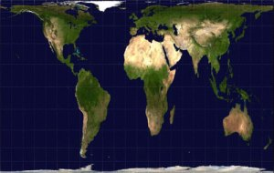 Gall-Peters-Projection