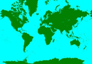 Mercator-World-Map