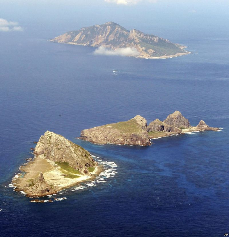 senkaku island dispute essay Following a key cold political dispute (the senkaku/diaoyu island dispute of  2012-  china and japan have a long history of animosity and political tension.