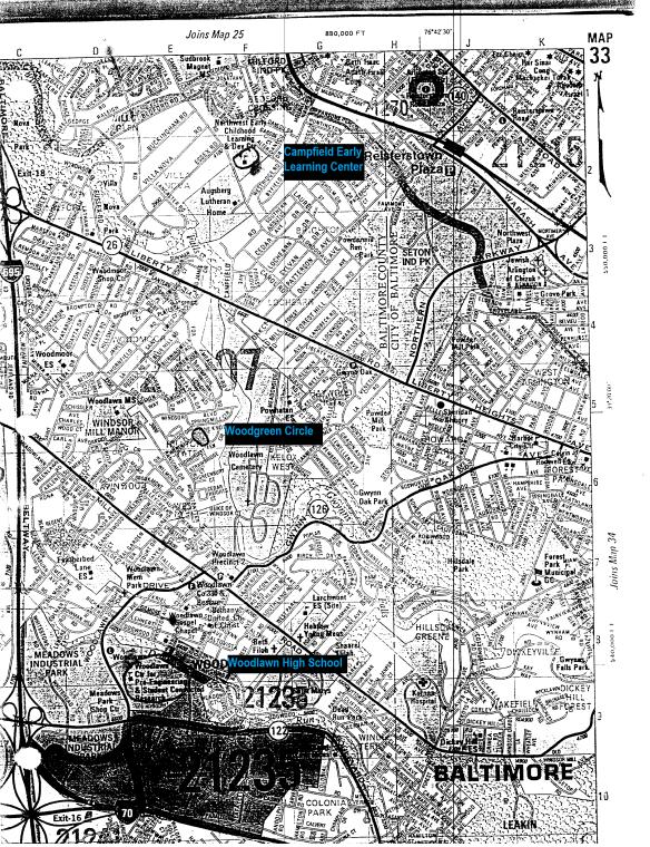 MPIA Map - Map 33