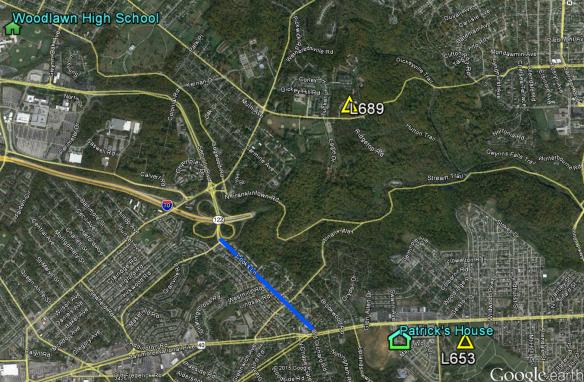 Map - LP Area